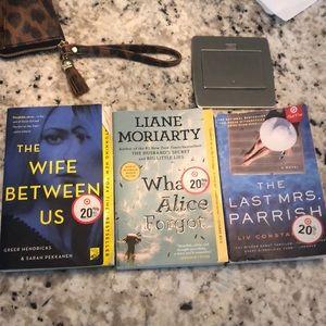 Three awesome books